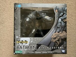 DC Comics Batman ArtFX Jim Lee Statue Figure (Black Costume Ver.) Kotobukiya
