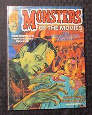 1974  MONSTERS OF THE MOVIES Magazine #2 FVF Frankenstein Karloff Yorga