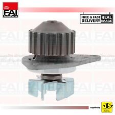 FAI WATER PUMP WP6344 FITS CITROEN FIAT PEUGEOT 106 206 206+ 207 306 307 1201G0