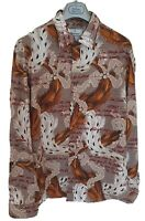 Mens **BNWOT**MAN by VIVIENNE WESTWOOD long sleeve shirt size 56/XL RRP£325
