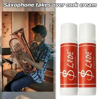 5pcs/set Cork Grease For Clarinet Saxophone Oboe Lubricate cream 6.65cm x 1.57cm