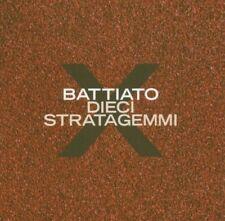 Dieci Stratagemmi [audioCD] Franco Battiato