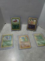 Pokémon Cards - Southern Islands Set - 5 cards Near Mint -Very RARE Triple Swirl