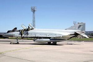 RAF 228 OCU McDonnell F-4M Phantom FGR.2 XV393 (1986) Photograph