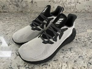 Adidas Alphaboost Running Shoes 'Cloud White Grey' Men's Size 11 FW4548