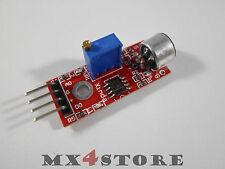 Sound Geräusch Sensor LM393 A-out D-out Mikrofon Detection Geräuschsenso Arduino