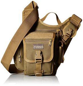 MAXPEDITION Khaki FATBOY VERSIPACK SLING Pack Bag! 0403K