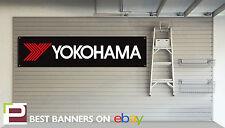 Yokohama Tyres Workshop Garage Banner
