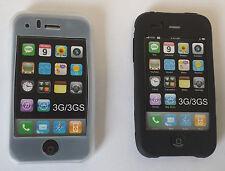 Markenlose Handy-Taschen & -Schutzhüllen aus Silikon für das iPhone 3GS
