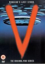 V - THE MINI SERIES - 2002 MARC SINGER, JANE BADLER, DAVID PACKER NEW UK R2 DVD