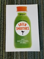 GREEN SMOOTHIES by Fern Green  66 Recipes & 7 Day Detox Plan Paperback