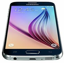 Samsung Galaxy S6 SM-G920 - 32GB - Black Sapphire (U.S Cellular) Near Mint