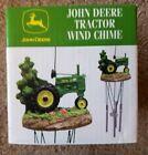 John Deere Tractor Wind Chime Brand New C5