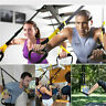 Home Gym Fitness Training Bodyweight Resistance Straps Suspension Trainer Kit