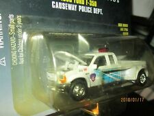 1999 Ford Pickup F 350 causeway police dept  dually Racing Champion
