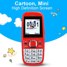 Mini Mobile Cell Phone Keypad Dual Sim Cards Dual Standby Children CellPhone Hpt