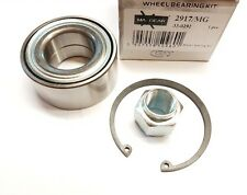 Front Wheel Bearing Kit For Citroen C2 C3 Saxo Xsara Peugeot 106 206 306 New