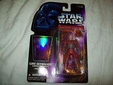 Star Wars - Luke Skywalker (Imperial Guard - SOTE) - Purple Card Action Figure
