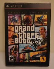 New! Grand Theft Auto 5 [Special Edition] (Sony PlayStation 3, 2013)