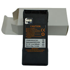 High Capacity 2600mAh Battery Replacement NNTN7335 NNTN7554 Battery for XTS1500
