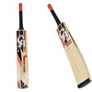 CA 3000 Cricket Bat Tape Ball Tennis Ball Bat Wooden Handle Size ADULTS Genuine
