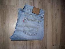 RARE LEVIS 512 BOOTCUT jeans w33 l34 très rare spécial modèle Distressed