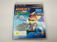 Mint Disc Playstation 3 Ps3 Ratchet & Clank: QForce Free Postage