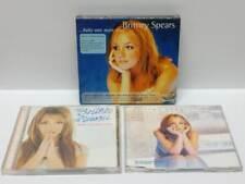 LK888 Britney Spears 1999 Mega Rare Singapore CD + Promo CD (05230) (CD523)