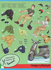 CIAK999-PUBBLICITA'/ADVERTISING-1999- VESPA LIFESTYLE