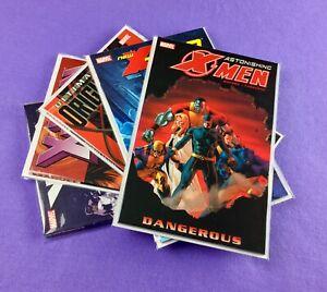 X-men TPB Lot: 5-Bk- Astonishing X-men! X-men Supernovas! More!