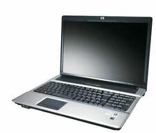 """HP Compaq 6820s 17"""" Intel Core 2 Duo 4GB RAM 320GB HDD WiFI WIN7 FREE POSTAGE"""