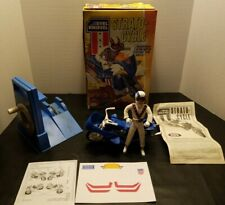 Super Rare Vintage Evel Knievel Strato Cycle With Box 1977 Ideal Viva Knievel!