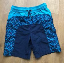 Land End Boys Swim Shorts 10-11 Years