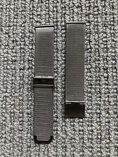 Stainless Steel Mesh Watch Strap Bracelet 19mm