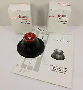 Beckman Coulter TLA-120.2 (120,000 RPM) for Optima, MAX, MAX-E, TL, TLX, TL-100