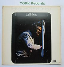 EARL HINES - Fatha & His Flock On Tour - Excellent Con LP Record MPS MDLP-12356