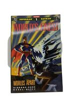 DC Batman and Superman World's Finest 1-3 Complete Set Great Copies