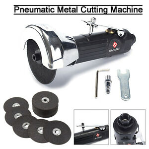 3 Inch Mini High Speed Pneumatic Air Cut Off Tool Metal Cutting Body Shop Cutoff