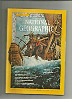 National Geographic January 1971 - Java, Ra II, Florida Keys, Horses, Deepstar