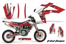 Husqvarna SM/TC/TE Graphic Kit AMR Racing # Plates Decal Sticker Part 05-08 TFR