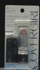 COVERGIRL Continuous Color Lipstick Bronzed Peach 015 0.13