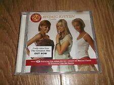 "ATOMIC KITTEN "" CRADLE "" CD SINGLE - UK FREEPOST"