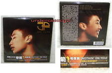 2PM Jae Beom JAY PARK Nothin' On You Taiwan CD