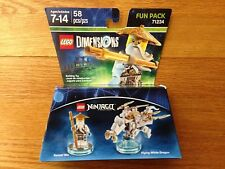 LEGO Dimensions Ninjago Fun Pack #71234, brand new and factory sealed