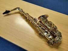 Earlham Series II Student Alto Saxophone (used instrument, fully serviced)