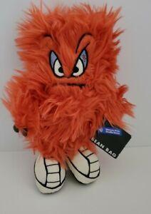 "Vintage Warner Bros Studio Store Gossamer Plush Bean Bag Looney Tunes Stuffed 9"""