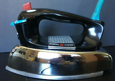 Vintage GE General Electric Steam And Dry Iron Cat# H3F63 Made In USA