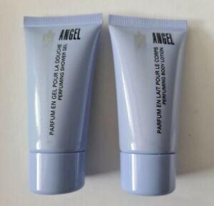 Thierry Mugler Angel Perfuming Body Lotion 30ml and Perfuming Shower Gel 30ml