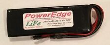 PowerEdge LiFe Battery 3800mAh 2S 6.6V 20C