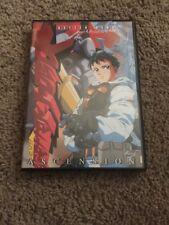 Getter Robo Armageddon Vol 3 - Ascension DVD 2001 Like New OOP